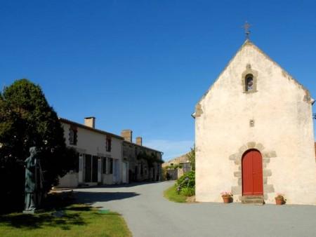 Chapelle de la Tulévrière